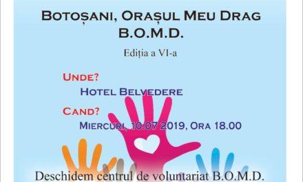 """Concursul de jurnalism pentru copii și adolescenți """"Botoșani, orașul meu drag"""", ediția a VI-a"""