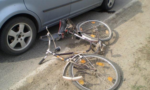 Accident rutier la Viisoara Mare