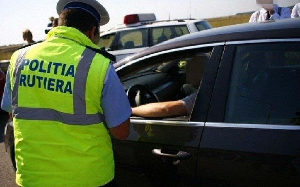 Hudeştian prins conducând un autoturism cu autorizaţie provizorie expirată