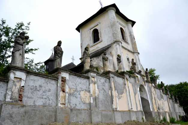 Monument istoric unic în com.Hilișeu jud.Botoșani