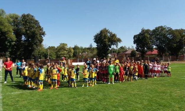 Prima etapa a Interligii Nationale de Fotbal organizata de FEDERATIA ROMANA DE FOTBAL la Dorohoi