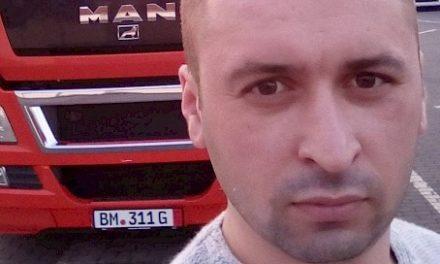 Tânăr din Botoșani GĂSIT MORT în cabina camionului său in nordul Italiei