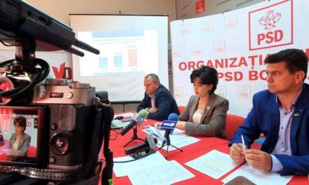 Investiții de peste 27 de milioane de euro de la Guvern în 9 comune din Botosani