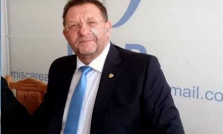 Corneliu Popescu, noul președinte PMP Botoșani