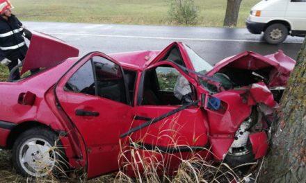 Accident rutier pe drumul judeţean DJ296 Roma –Botoşani