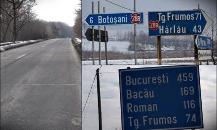 Drumul Botoșani – Tg. Frumos nu este o prioritate pentru viitorul guvern PNL