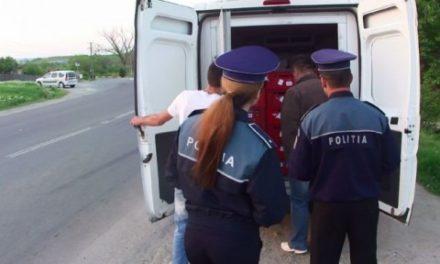 ACŢIUNE A POLIŢIŞTILOR DIN CADRUL S.A.E.S.P.