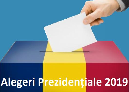 Prezenta la vot în comuna Hudești alegeri prezidențiale 2019