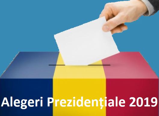 DESFĂŞURAREA ALEGERILOR PREZIDENŢIALE  2019 ÎN BUNE CONDIŢII