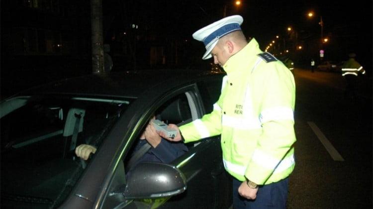 Fără alcool sau substanţe psihoactive la volan!