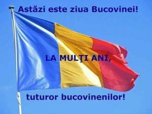 La mulți ani de Ziua Bucovinei!