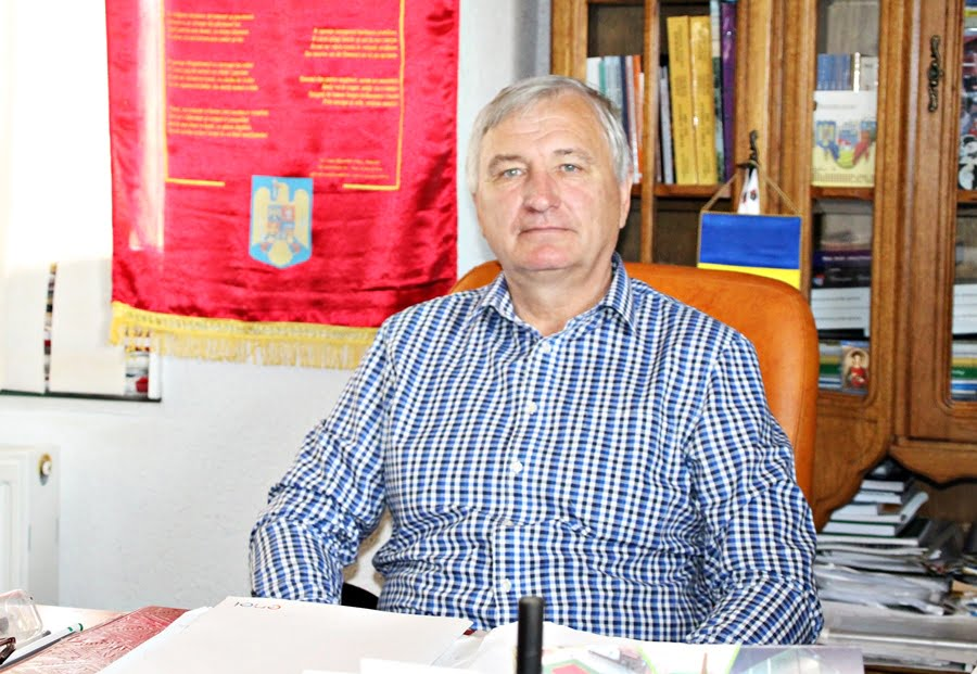 Interviu cu primarul comunei Hudești  Viorel Atomei & Video