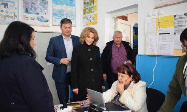 Prefectul Dan Şlincu şi-a exercitat dreptul de vot