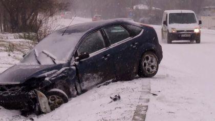 Accident rutier în Rădăuț-Prut