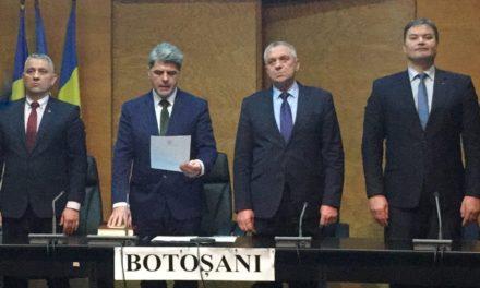 Alexandru Valentin Colbu, noul prefect al județului Botoșani