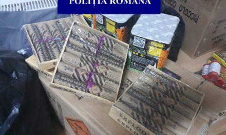 Ţigări de contrabandă ascunse în microbuze, descoperite la PTF Stânca