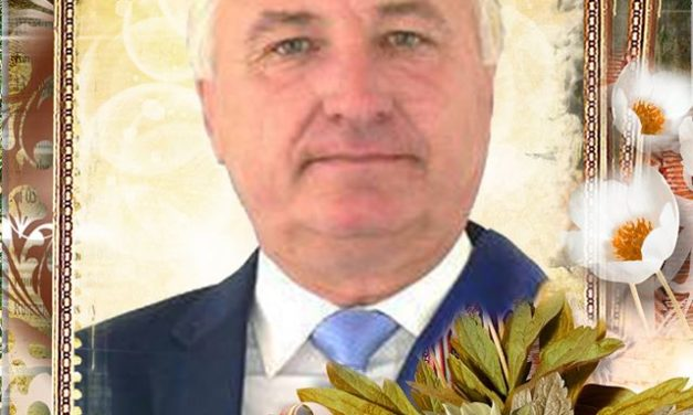 Primarul comunei Hudești implinește astazi 59 de ani La multi ani!