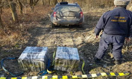Ţigări de peste 28.000 lei confiscate la frontiera de est
