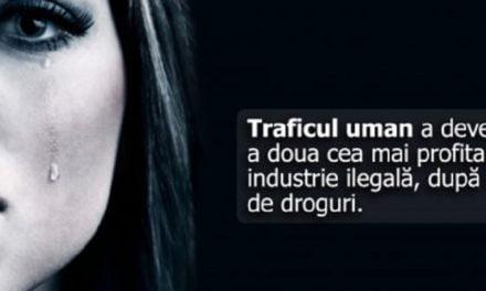 Sesiune de informare a liceenilor din Ștefănești   pe tema prevenirii traficului de persoane