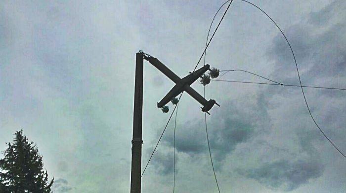 Șase localităţi din județul Botoșani au rămas fără energie electrică