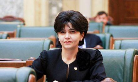 """Senator Doina Federovici: """"Anticipatele!!! PNL și Iohannis adâncesc România în criză profundă"""""""