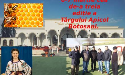 Un dărăbănean organizează Târgul Apicol Botoșani la Popasul Cucorăni. SURPRIZE muzicale la deschiderea evenimentului