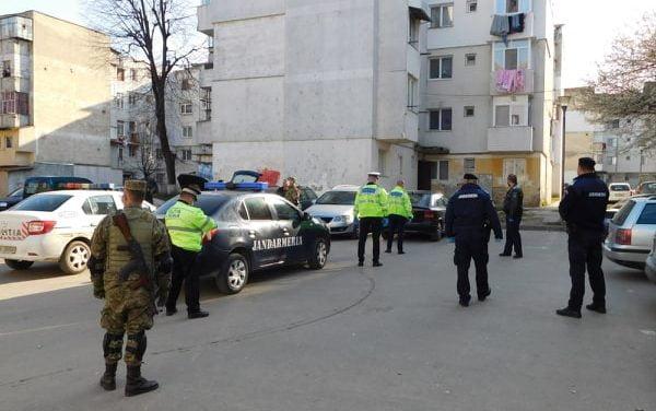 Polițiștii din cadrul IPJ Botoșani acționează în teren, în sistem integrat