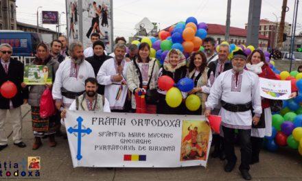 """""""FRAȚIA ORTODOXĂ VINE IN SPRIJINUL PERSOANELOR VÂRSNICE NEVOIAȘE"""