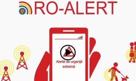 Mesaj RO-ALERT: Respectați recomandările pentru a împiedica răspândirea noului coronavirus