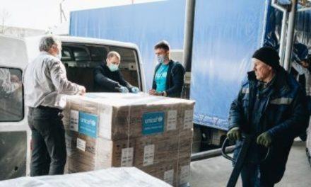 UNICEF sprijină asistenții comunitari ai DSP