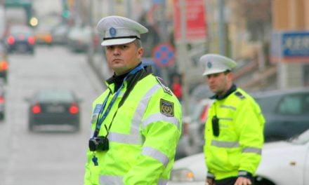 Acțiune a polițiștilor rutieri