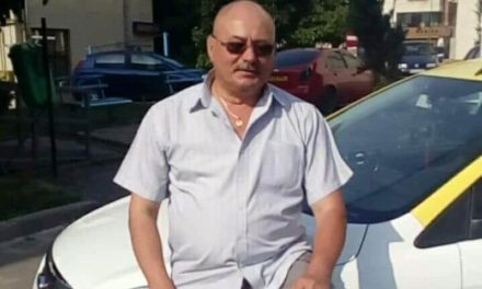 Cunoscut taximetrist din Dorohoi, decedat astăzi dimineaţă. Era infectat cu COVID 19