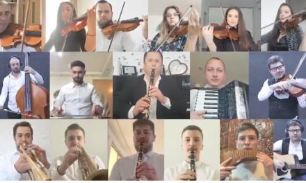 Uluitor! Un videoclip cu soliști renumiți, lansat de la Iași, face furori pe rețelele de socializare – VIDEO