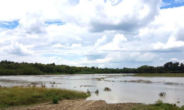 Risc de inundații în Baranca Hudești. S-a emis COD PORTOCALIU