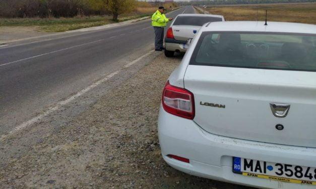 Tânăr de 25 de ani din comuna Viișoara prins fara permis