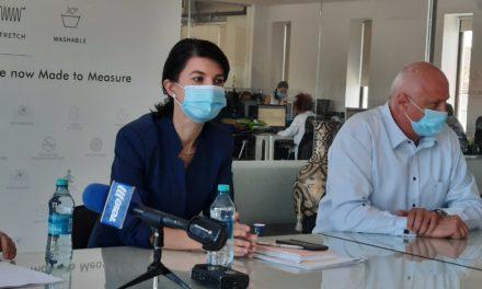Ministrul Muncii a venit la Botoșani ca să spună: NIMIC / VIDEO