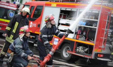 Alege să fii salvator! Înscrieri la Facultatea de Pompieri