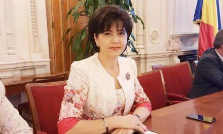 Președintele PSD Botoșani Doina Federovici a primit votul de încredere pentru candidatura la șefia Consiliului Județean