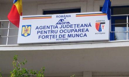 827 locuri de munca vacante declarate de agenti economici in judetul Botosani