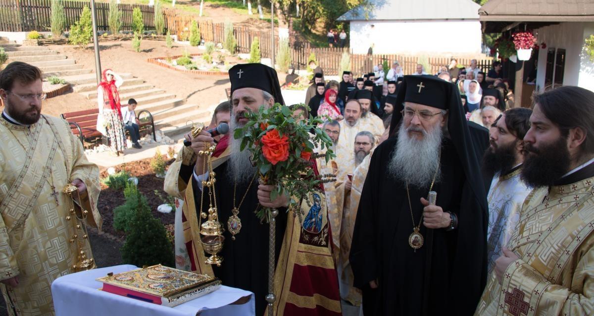 ÎPS Teofan va sluji la hramul de vară al Seminarului, la Dorohoi si Crăiniceni