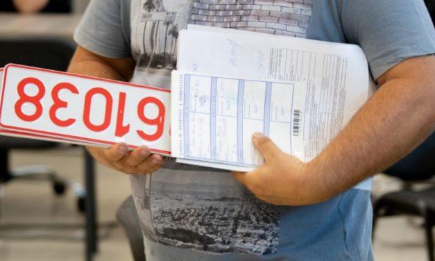 Din 22 septembrie 2020 se deschide biroul de Permise și Înmatriculare a Vehiculelor la Dorohoi