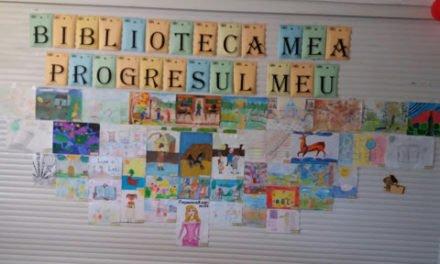 """Câștigătorii concursului """"România din biblioteca mea"""", organizat pentru elevii români din Ucraina"""