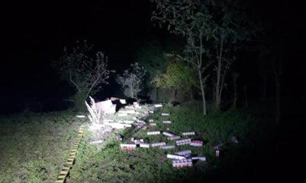 Peste 30.000 de țigarete de contrabandă, descoperite de Polițiștii de Frontieră din Darabani