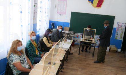 Sumele necesar a fi plătite personalului implicat în procesul electoral pentru alegerile locale din 27 septembrie vor fi achitatepână la sfârșitul săptămânii viitoare,