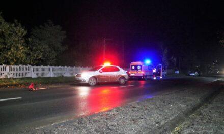 Accident mortal la Smârdan Suharău produs in seara zilei de 3 Noiembrie 2020