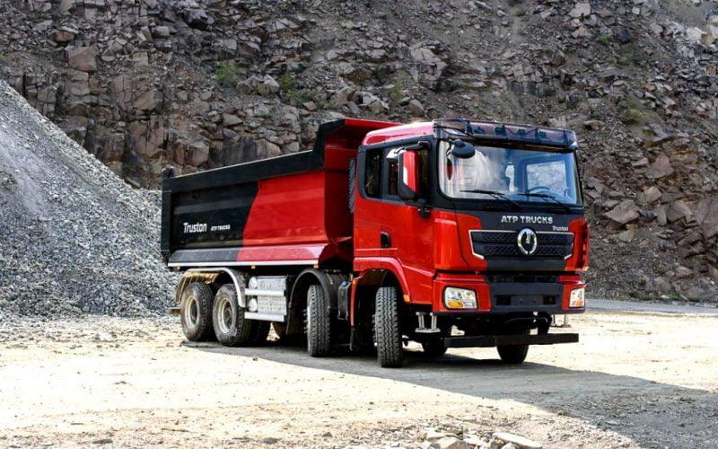 Truston camionul românesc produs la Baia Mare