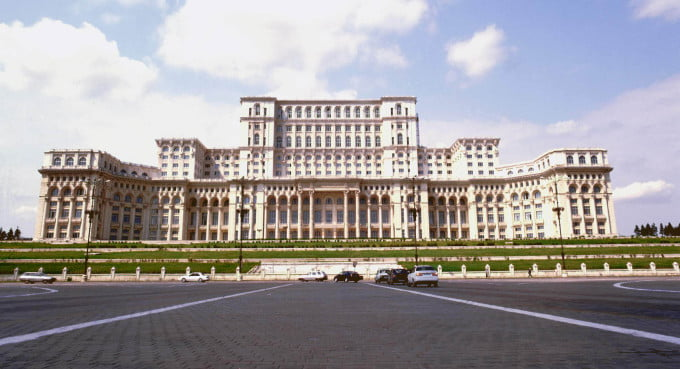 Noul Parlament al României