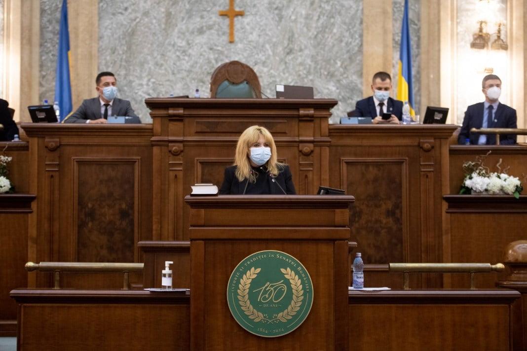 Parlament unicameral cu 300 de membri
