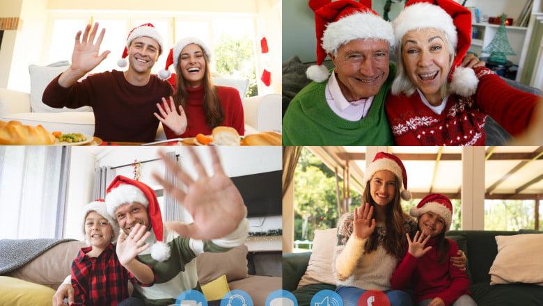 Cum petrec europenii Crăciunul și Revelionul? Restricțiile impuse în Franța, Italia, Spania, Belgia și Grecia