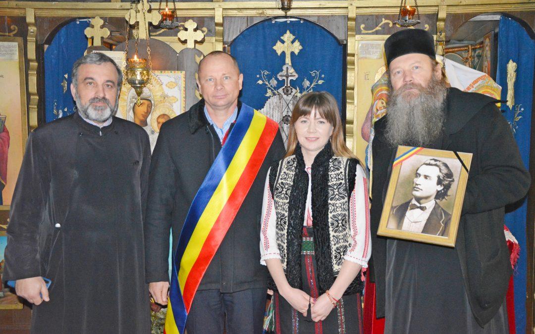 Ziua culturii naționale în com.Șendriceni jud.Botoșani Foto **Video